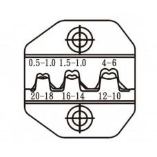 Матрица для обжима изолированных клемм ProsKit CP-3003D47