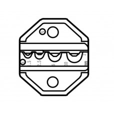 Матрица для вилочн. и кольцевых наконечн. ProsKit CP-236DN