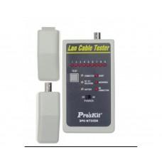 Тестер сетевого кабеля ProsKit 3PK-NT015N