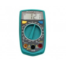 Мультиметр компактный цифровой ProsKit MT-1233D
