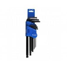Набор штифтовых ключей HEX ProsKit 8PK-028