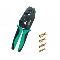 Кримпер для обжима неизолированных клемм ProsKit 6PK-230C