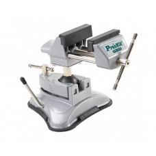 Тиски алюминиевые для рабочего стола ProsKit PD-376