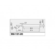 Жало для паяльника SI-131 Proskit 5SI-131-2C