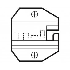 Матрица для обжима коннекторов 4P4C/RJ22 ProsKit 1PK-3003D16