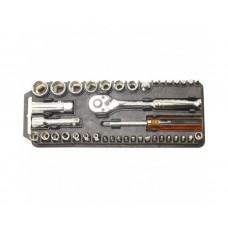 Набор торцовых головок и бит с трещоткой ProsKit 8PK-227