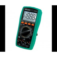 Мультиметр цифровой полноф-циональный ProsKit MT-5211